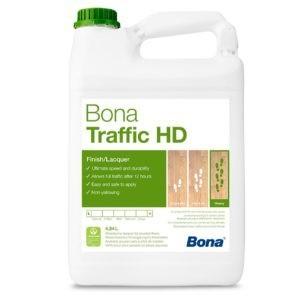 Bona Traffic HD полумат. лак c экстремальной нагрузкой(4,95л.)