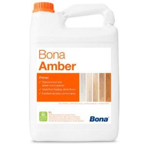 Bona Amber грунт придаёт янтарный оттенок (5л.)