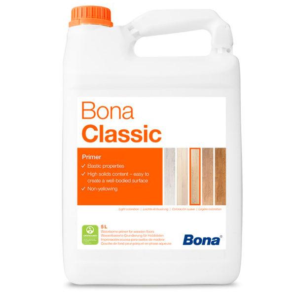 Bona Classic грунт придаёт светло-тёплый оттенок (5л.)