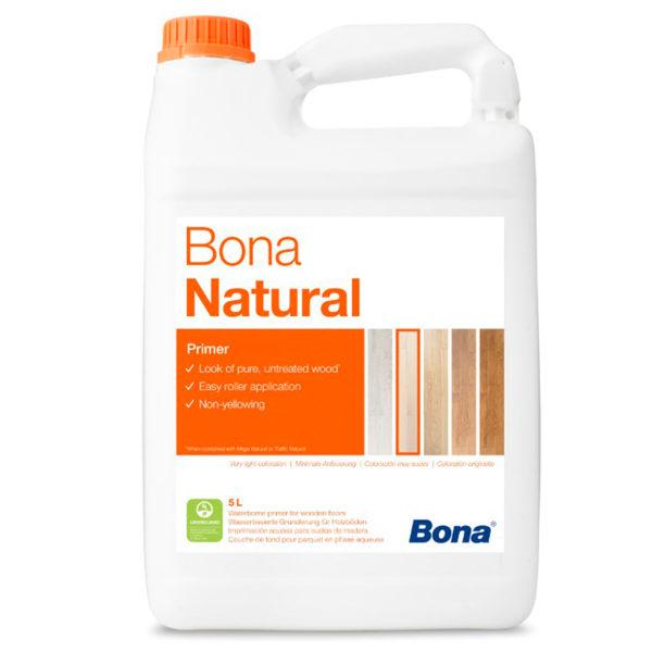 Bona Natural грунт придаёт естественный вид (5л.)