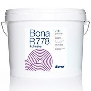 Bona R 778 2K ПУ клей для всех видов паркетных полов (10кг.)
