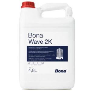 Bona Wave 2K матовый лак на основе полиуретана (5 л.)