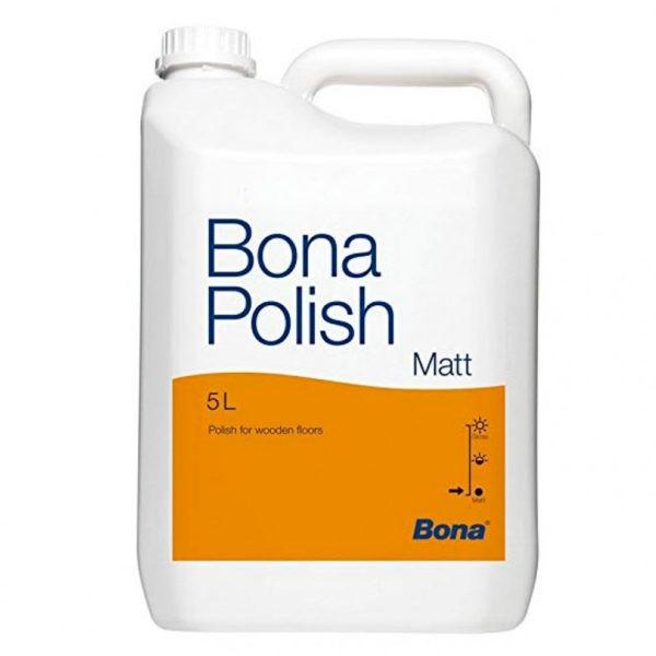 Bona Polish мат. защита и уход лакированных покрытий(1л./5л.)