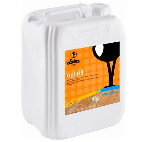 Loba WS OptiFill шпатлевка для европейских пород (5л.)