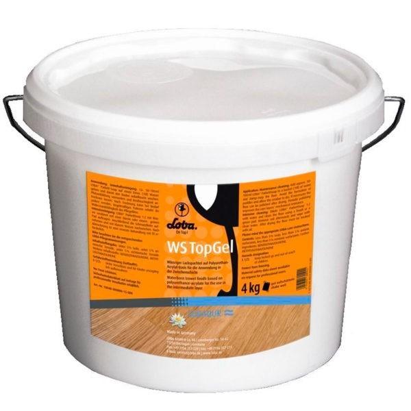 Loba WS TopGel водный гель между слоями лака (4 кг.)