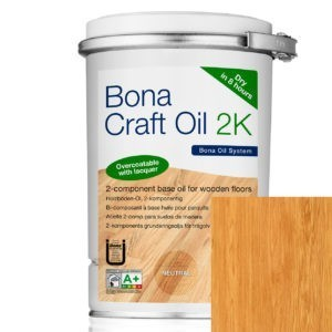 Bona Craft Oil 2K Invisible