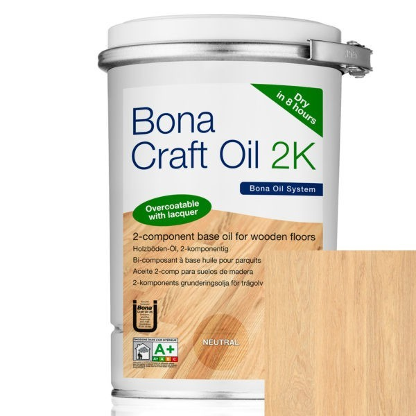 Bona Craft Oil 2K Sand