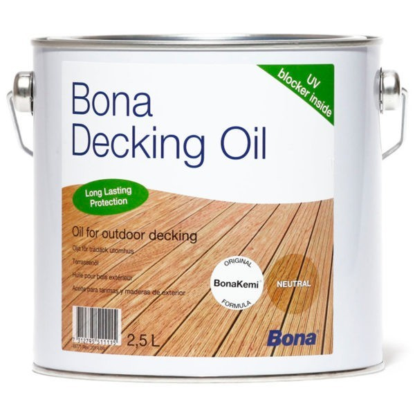 Bona Decking Oil