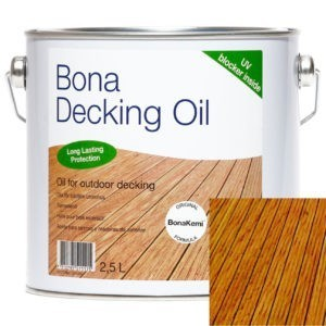 Bona Decking Oil Mahogany