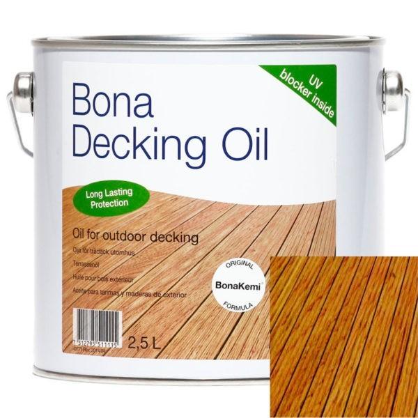 Bona Decking Oil Teak