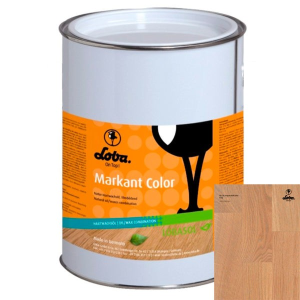 Loba markant color clay
