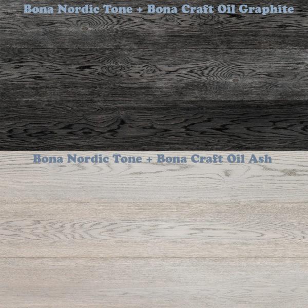 Bona Nordic Tone средство для обработки древесины (5л.)