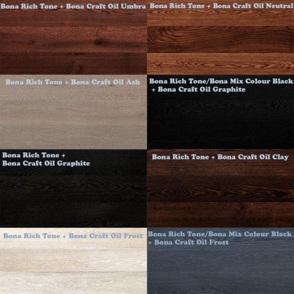 Bona Rich Tone средство для обработки древесины (5л.)