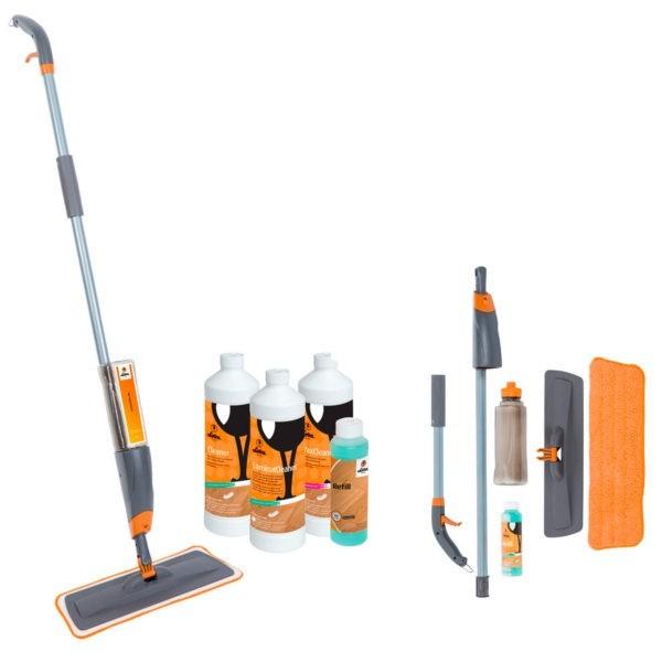 Loba SprayMop Set Специальная швабра для очистки покрытий