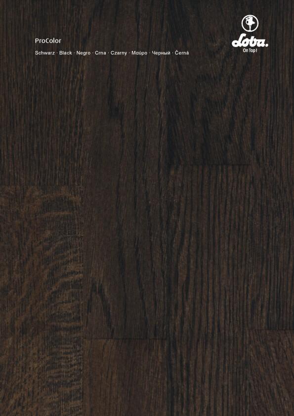 Loba ProColor Черный колорант (0.75 л.)