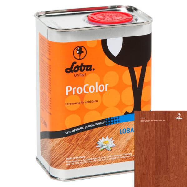 Loba ProColor Махагон колорант (0.75 л.)
