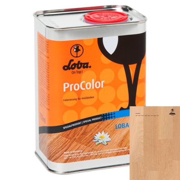 Loba ProColor Белый колорант (0.75 л.)