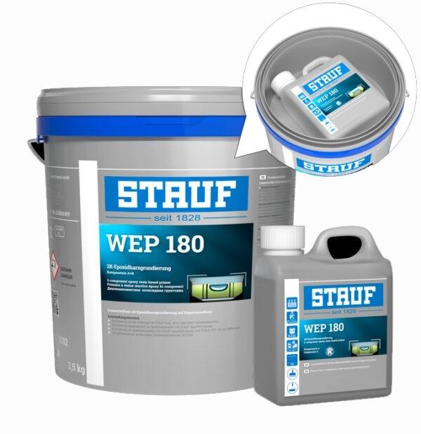 Stauf WEP-180 2К дисперсионная грунтовка (3.5кг.)